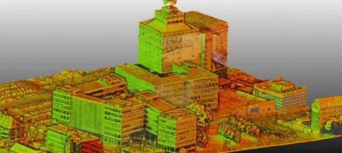 Dutch company Zonatlas will calculate Solar potential of building facades
