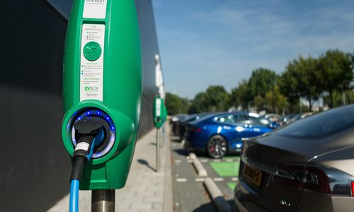 Recharging your EV anywhere in Europe