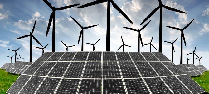 ING Rapport: USD 13 biljoen investeringen in wind- en zonne-energie wereldwijd